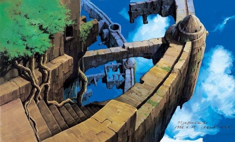 Castle In Sky Laputa