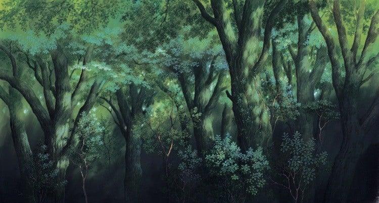 Yamamoto Nizo Forest Wide