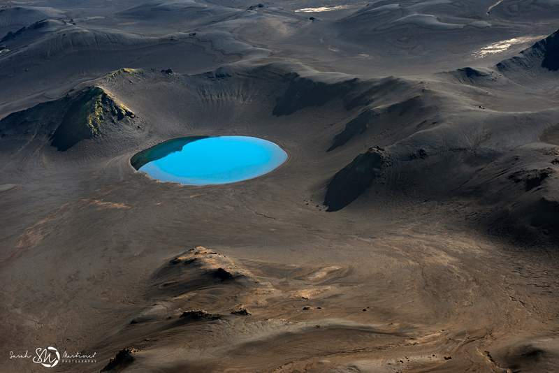 Iceland View from Above