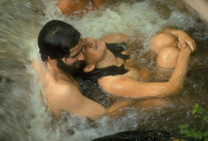 Bathing At Woodstock