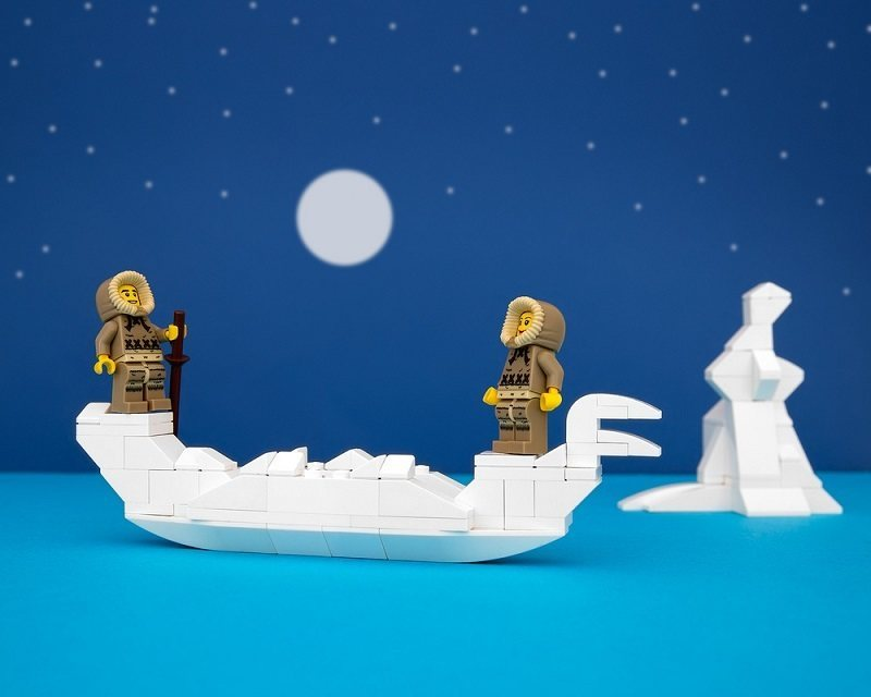 Eskimo Legos of Canada