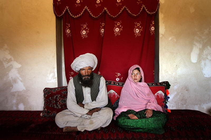 Child Brides Afghanistan