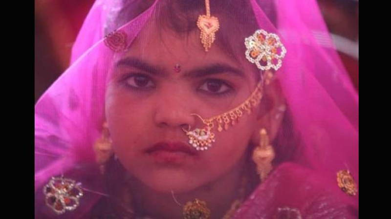 Child Brides Bangladesh Girl