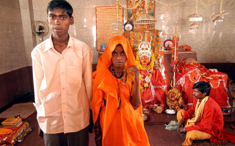Child Brides India Matrimony