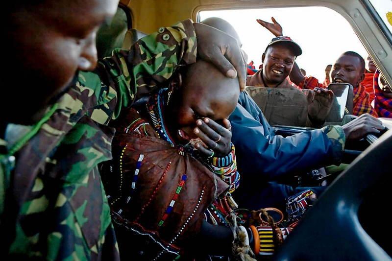 Child Brides Kenya
