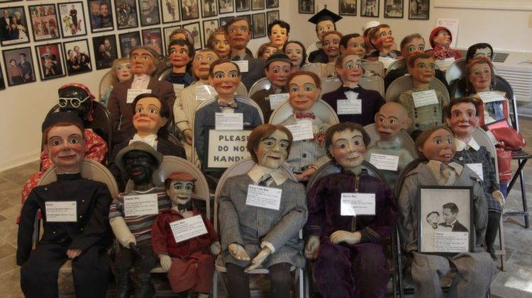 Creepiest Places Haven Puppets