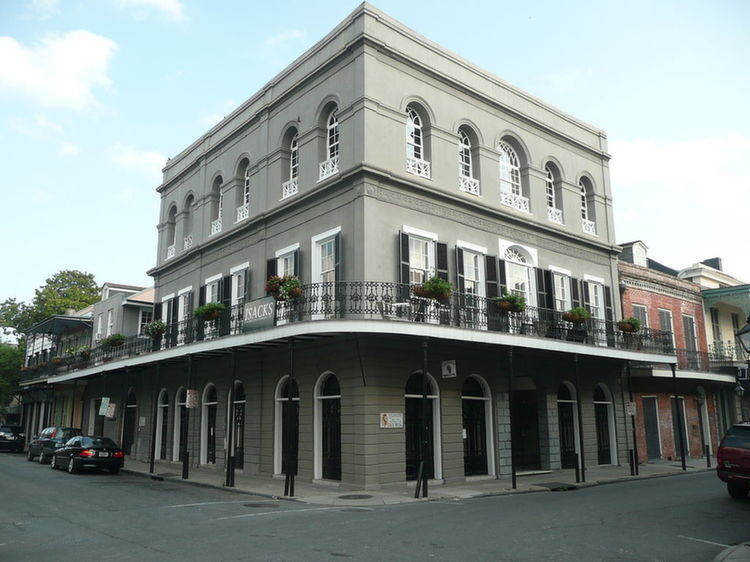Creepiest Places Lalaurie Outside