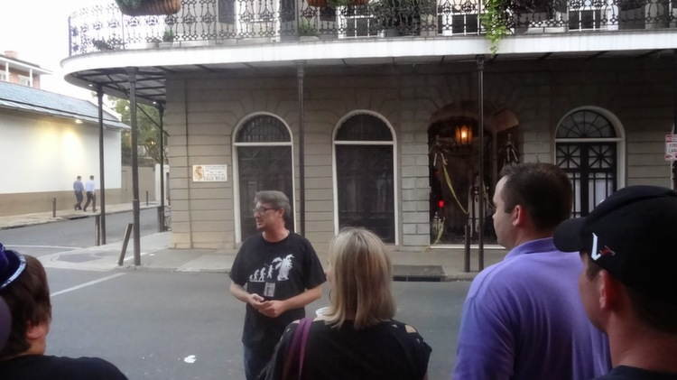 Creepiest Places Lalaurie Tour