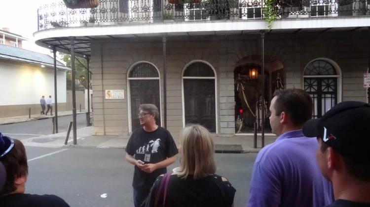 Creepiest Places Lalaurie Tour