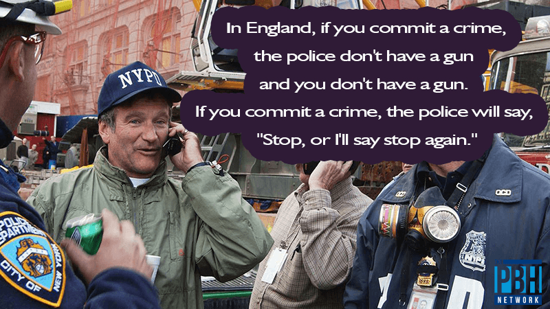 Crimes In England