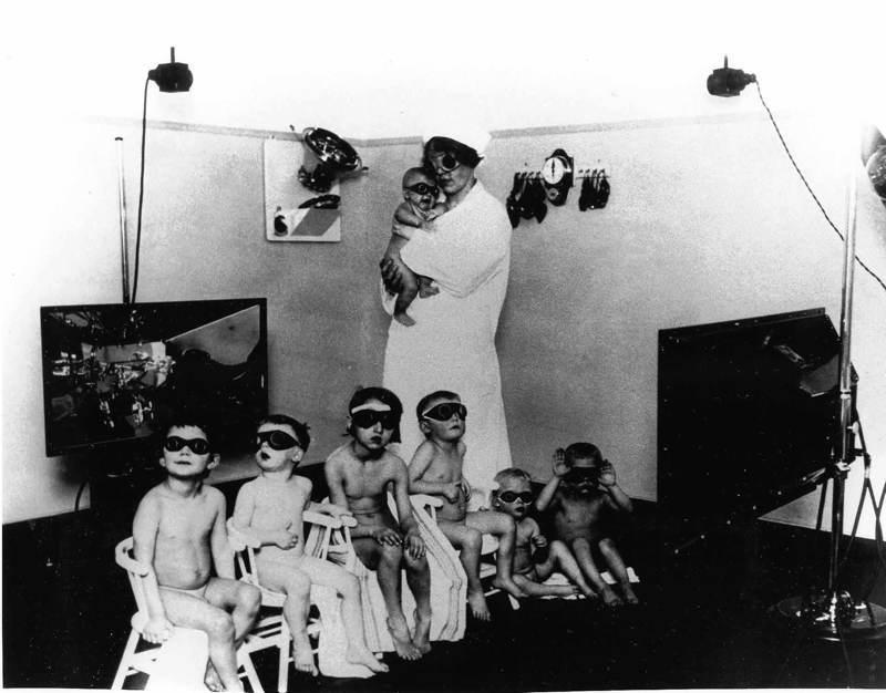 Evil Science Experiments Nazi Nurse