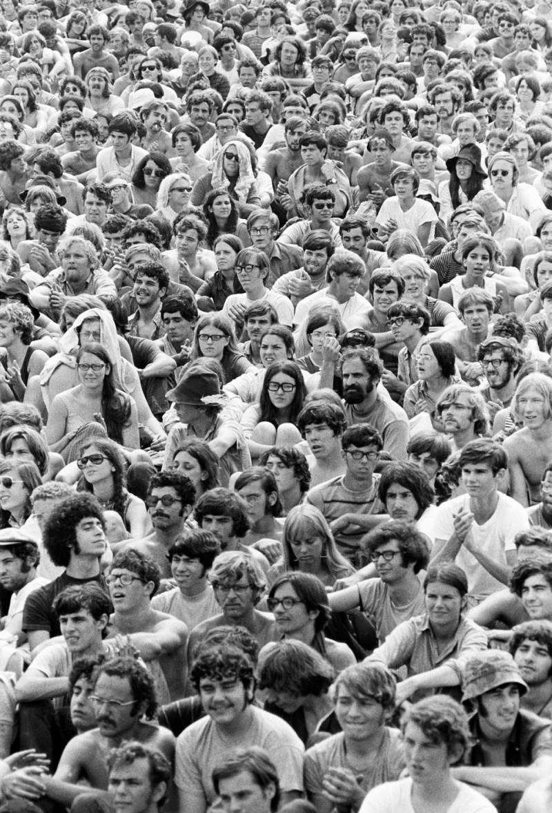 Faces Of Woodstock