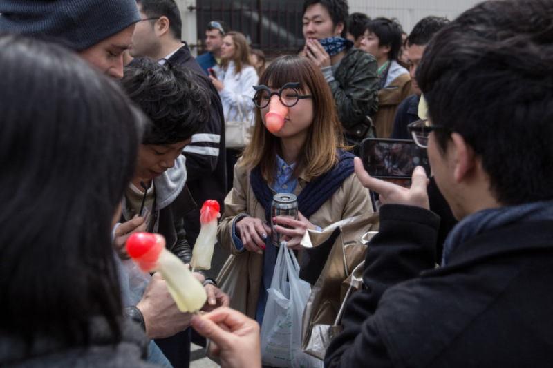 Penis Festival In Japan