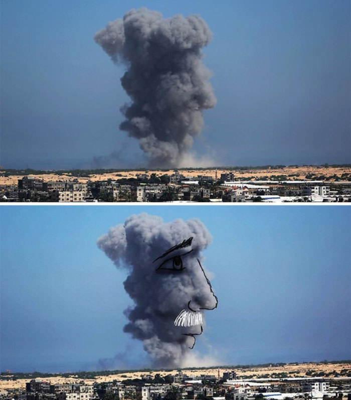 Gaza Israel Rocket Strike Profile