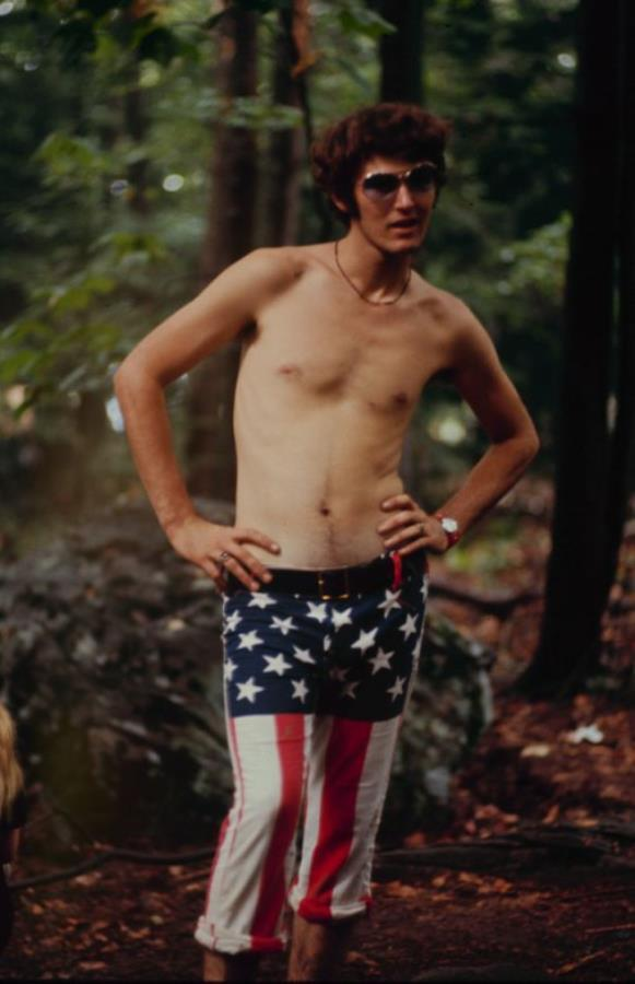 Guy At Woodstock