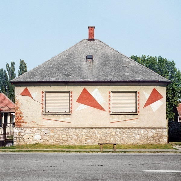 Hungary Homes Triangles