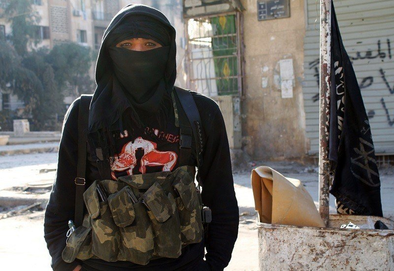 ISIS in Syria 2014