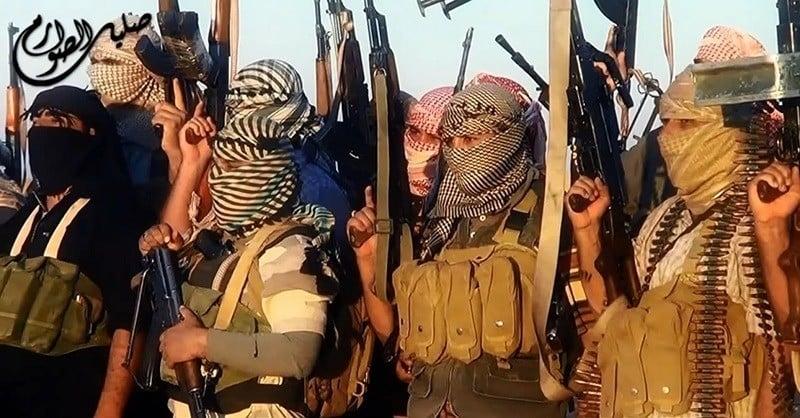 ISIS 2014 Propaganda Video
