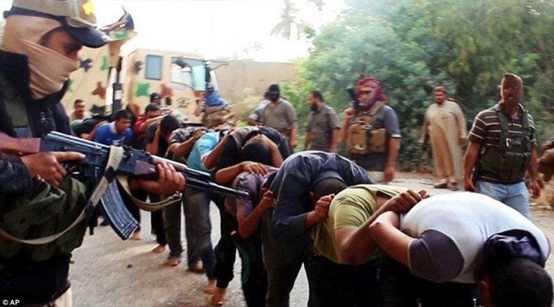 Militants Terrorize Citizens