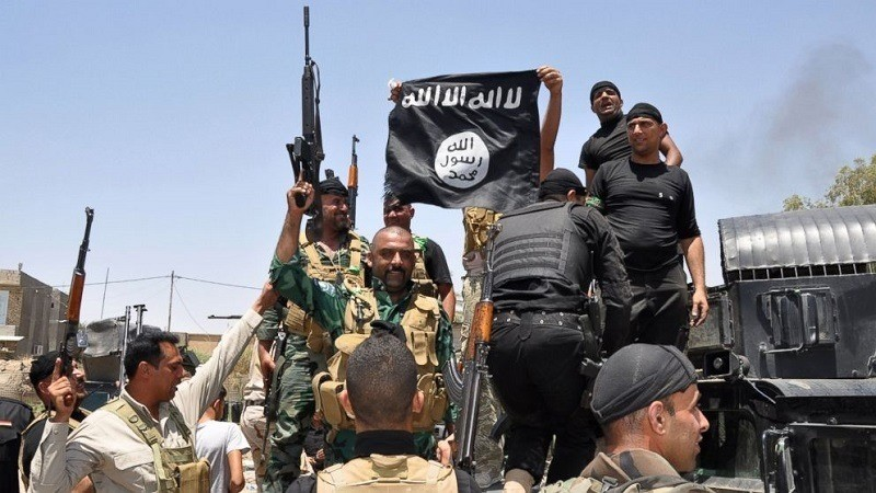 Terror Group in Iraq ISIS 2014