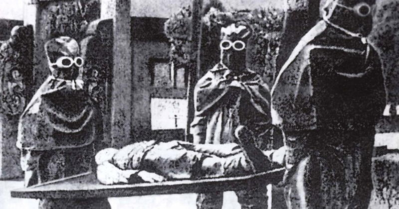 Japanese Unit 731 Goggles