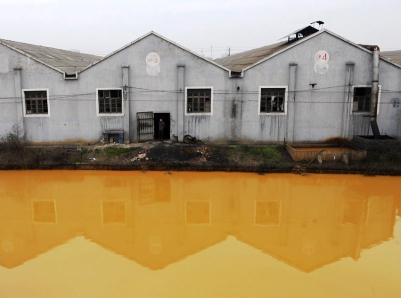 Jiaxing River