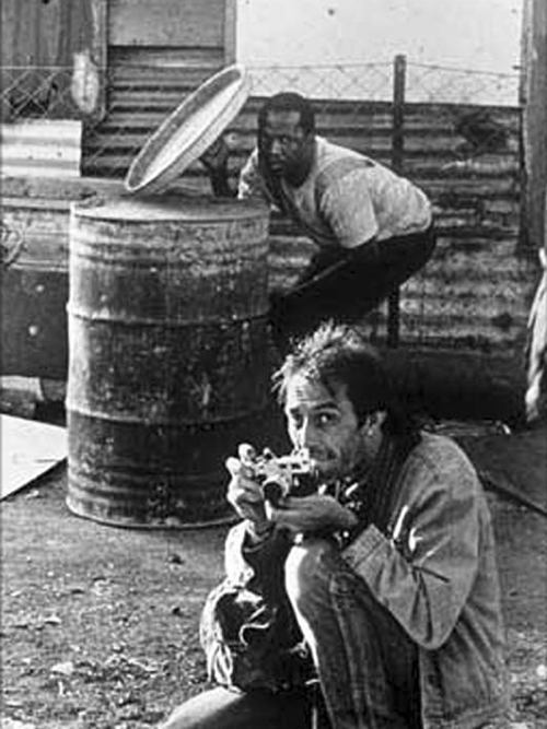 Kevin Carter In War Torn Country