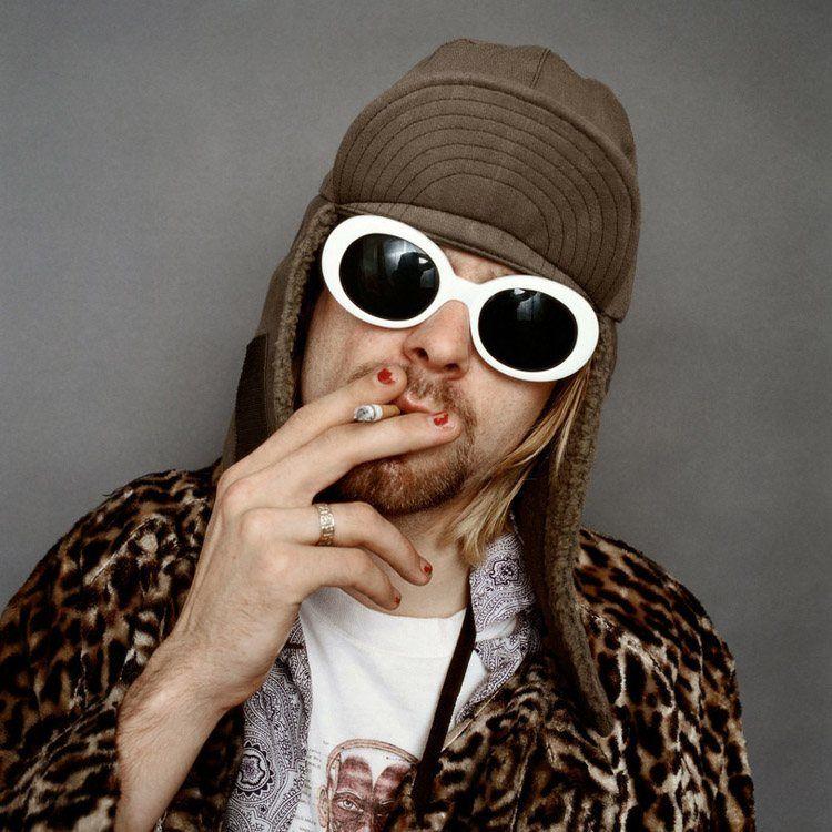 Kurt Cobain's Last Photo Before He Died