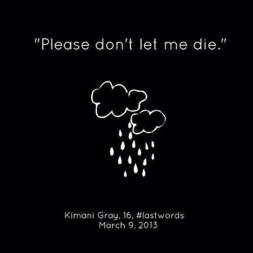 Last Words Die