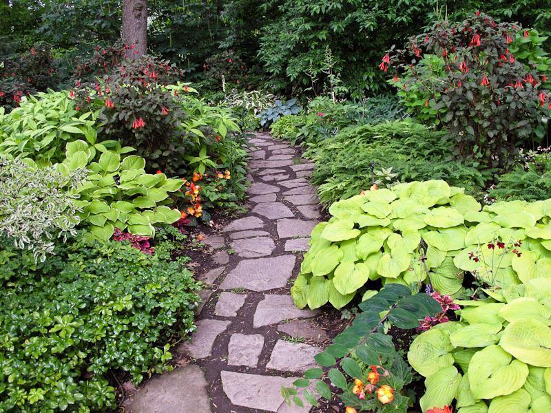 Beautiful Gardens in Montreal