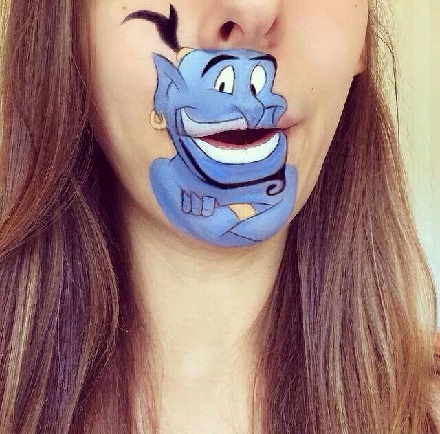Genie Mouth