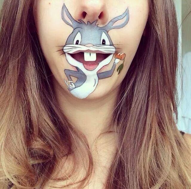 Rabbit Mouth