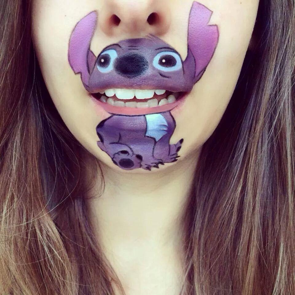 Stitch Mouth