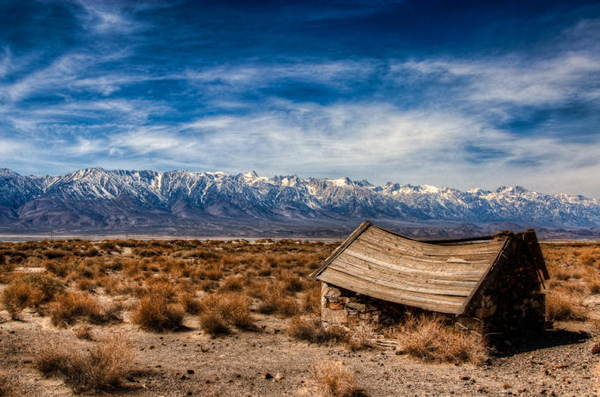 Owens Valley Protests Dry