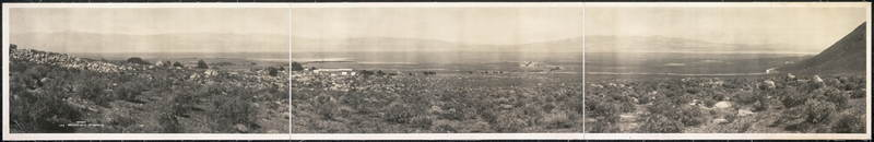 Owens Valley Protests Lake 1911