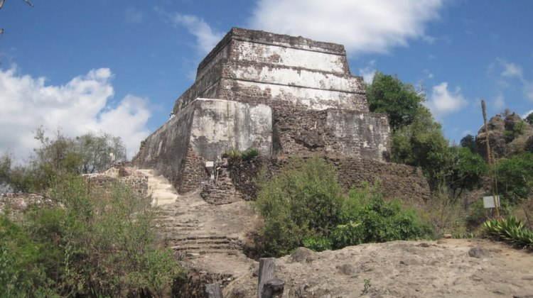 El Tepozteco Pyramid