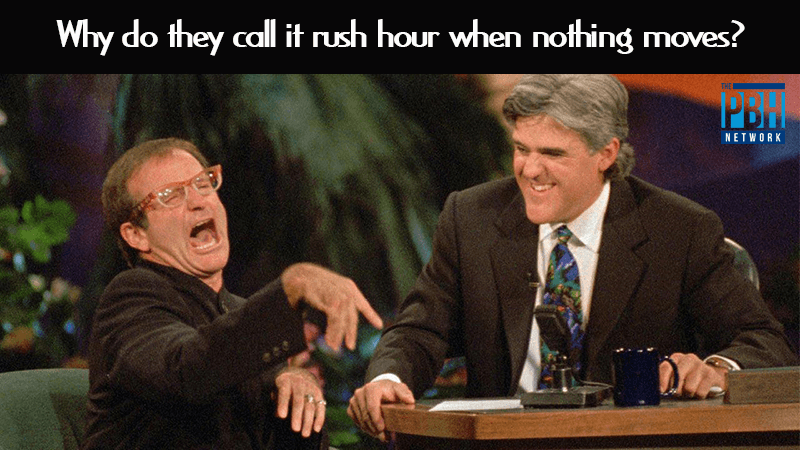 Robin Williams On Rush Hour