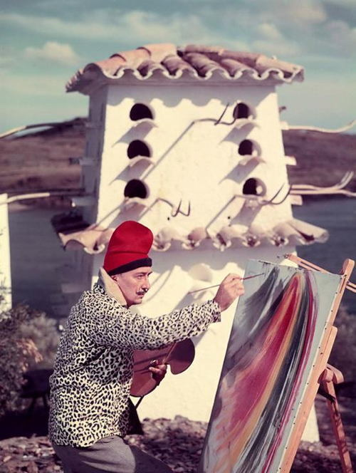 Salvador Dali Fashion