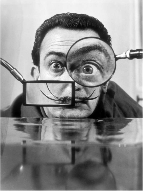 Salvador Dali Glasses
