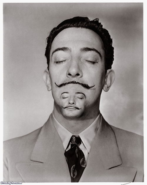 Surrealist Pictures Of Salvador Dali
