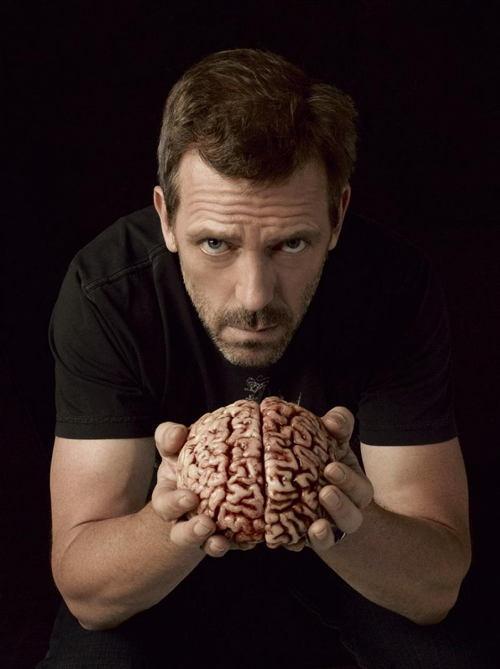 Scary Diseases House Brain