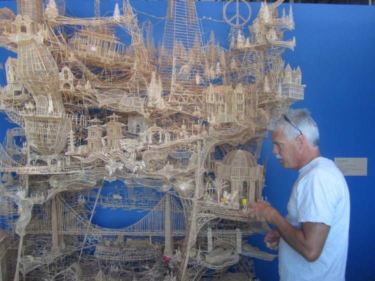 Nontraditional Sculptures Weaver