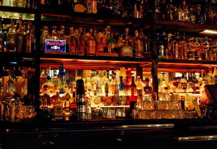 Slang Origins Booze