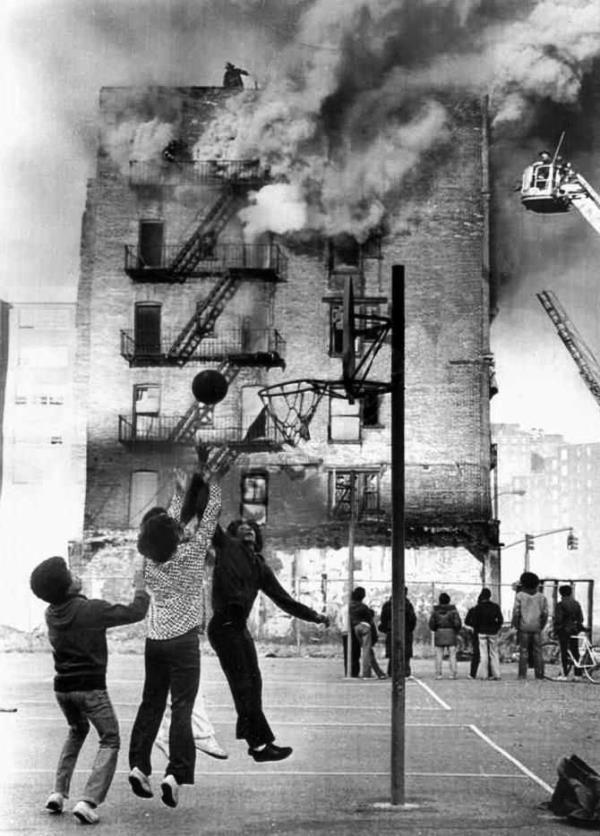 The Game Goes On Harlem Fire 1975