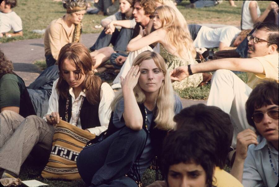 Waiting For Woodstock