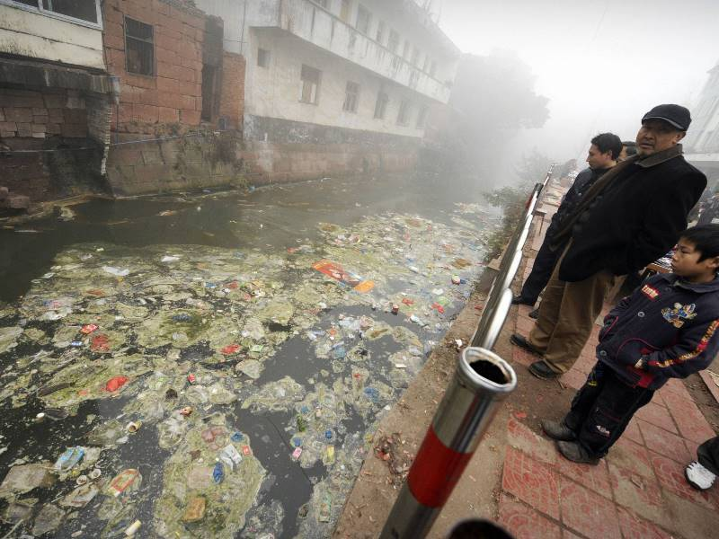 Image result for images of pollution in china