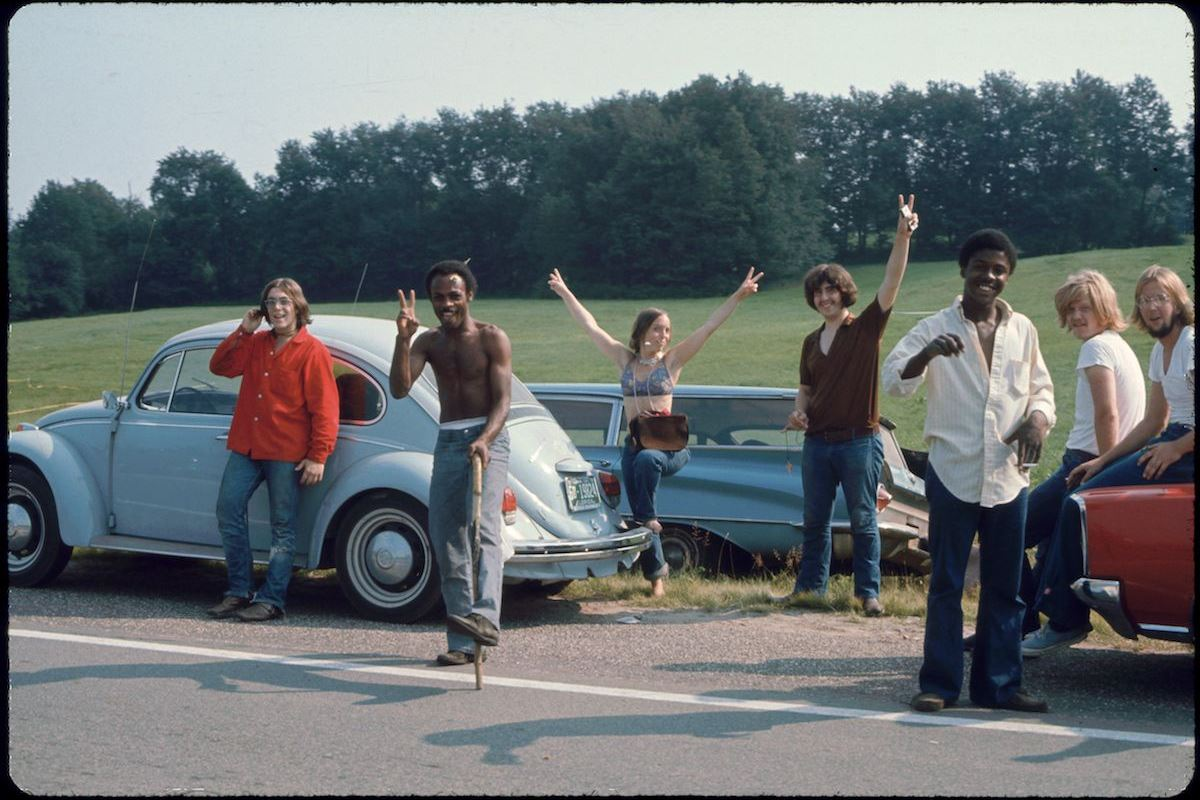 Woodstock Festival 1969 Pictures