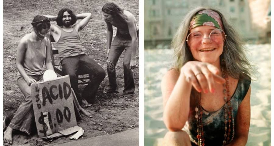 69 Wild Woodstock Photos Thatll Transport You To The -6537