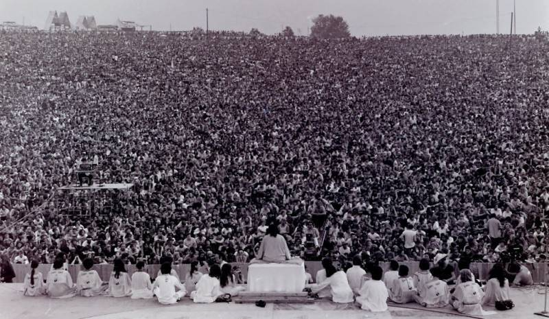 Woodstock Opening Ceremony