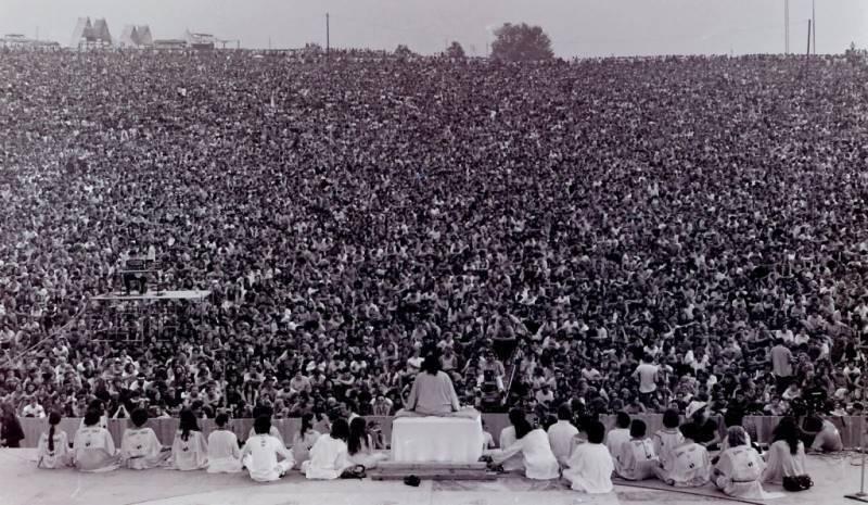 Woodstock Opening Ceremony